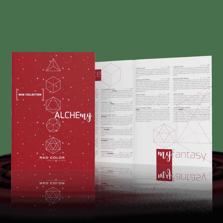 catalogo collezione ALCHEmy