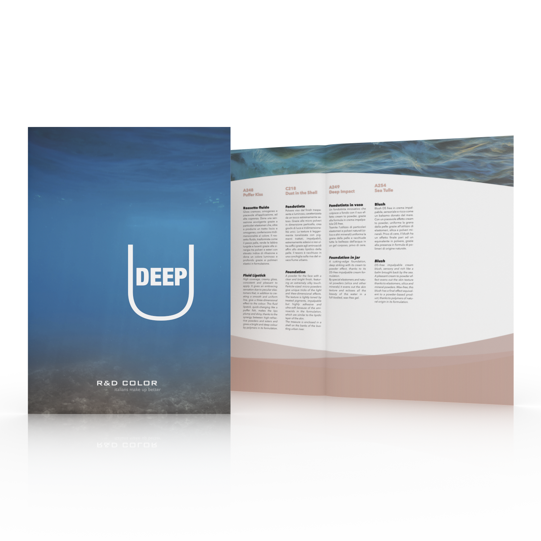 catalogo collezione DeepU